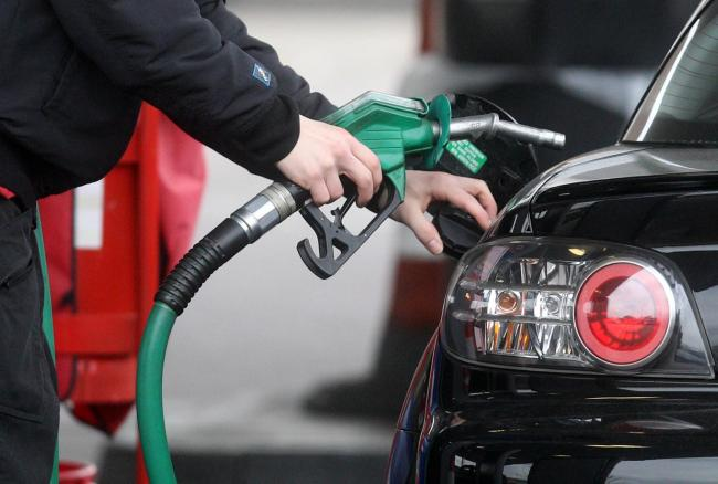 "File photo dated 22/02/13 of a person using a petrol pump. Motorists have been hit by ""the most frustrating weekly rise"" in petrol prices. PRESS ASSOCIATION Photo. Issue date: Tuesday October 16, 2018. Government figures show the average cost of"