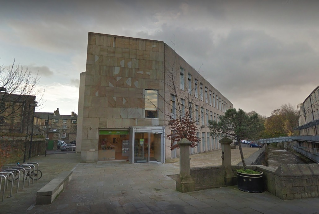 Burnley Job Centre