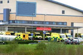 Royal Blackburn Hospital's A&E performance has declined