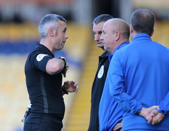 John Coleman believes a degree course of budding match officials could help raise standards