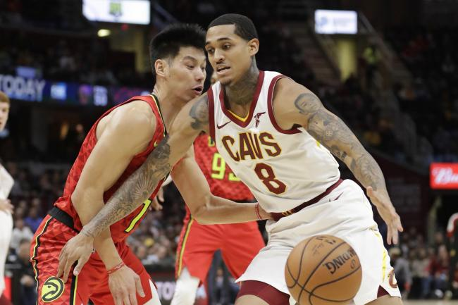 ce93391e6fb Cleveland Cavaliers get season off and running at seventh attempt ...