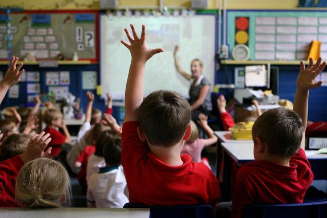 Free mental health talks are being offered to primary schools