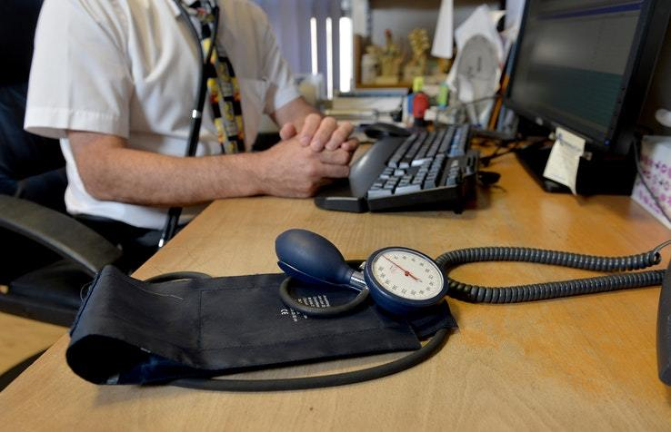 Doctors in Blackburn and Darwen sign 105 fit notes, on average, every day according to the latest NHS figures.
