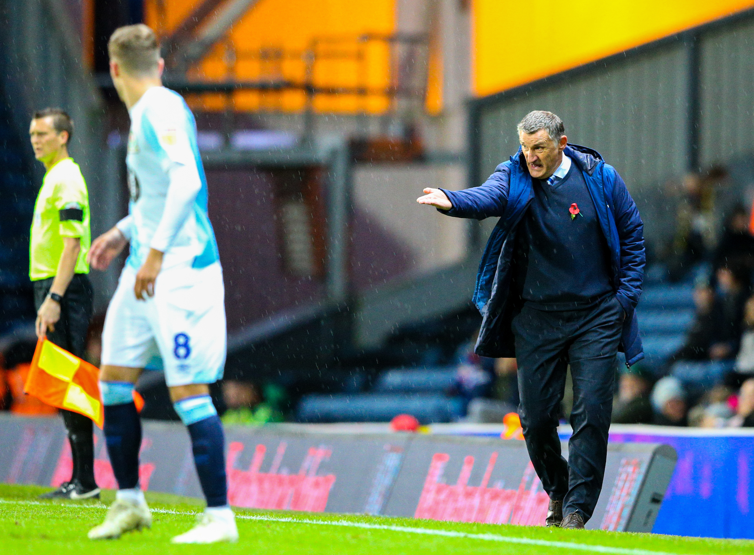 Tony Mowbray's side host Rotherham United on Saturday in their final game before the international break