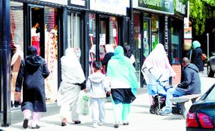 Lancashire Telegraph: POLES APART: The Cantle Report says Blackburn is a divided town with Asian areas like Whalley Range