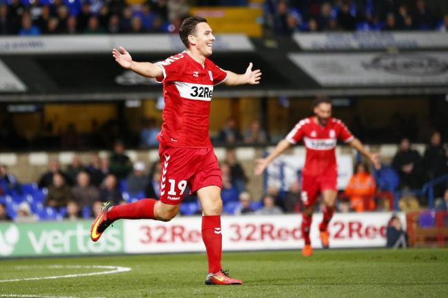 Middlesbrough winger Stewart Downing is set to become a free agent