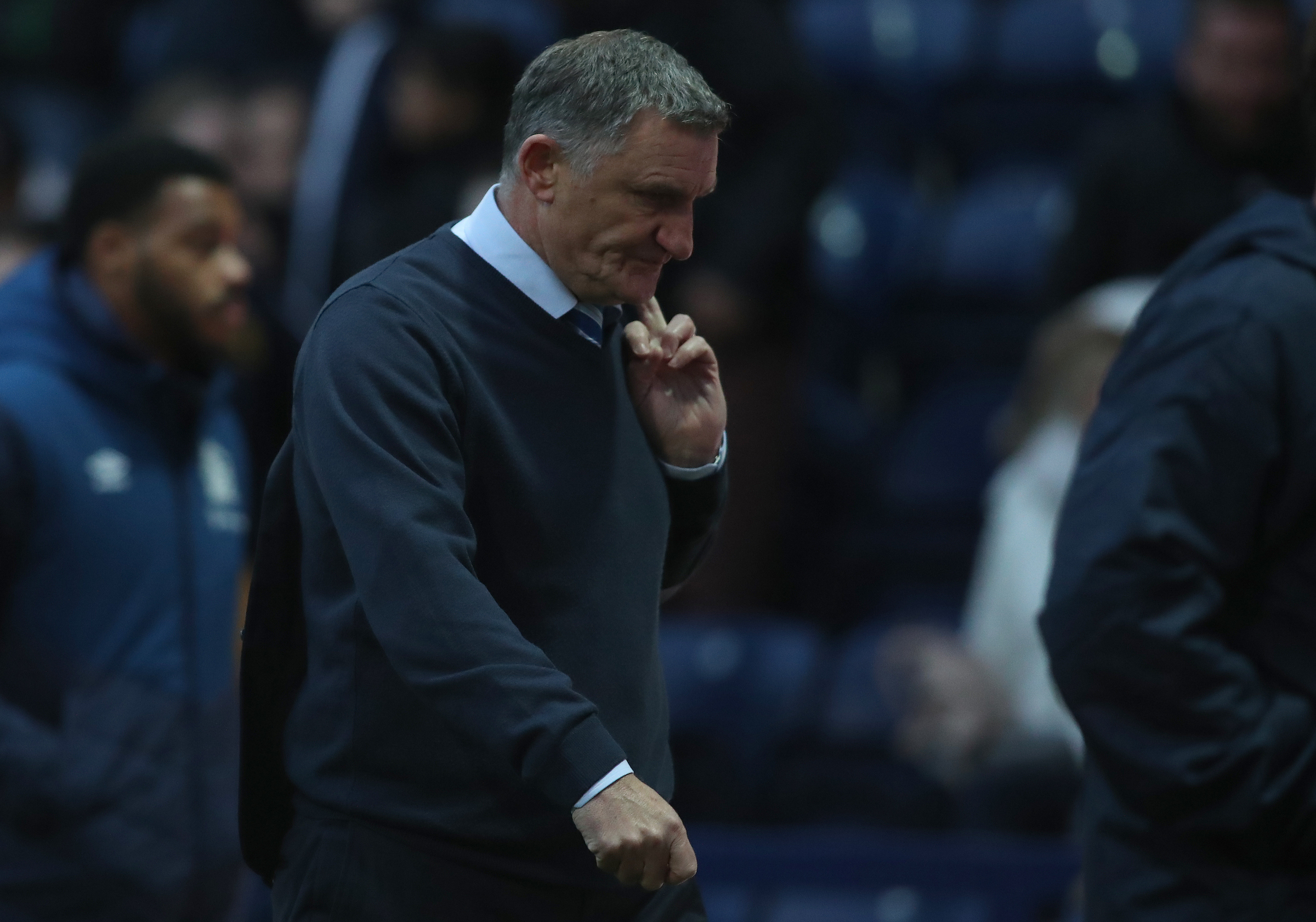 Tony Mowbray's side were beaten in their last two matches
