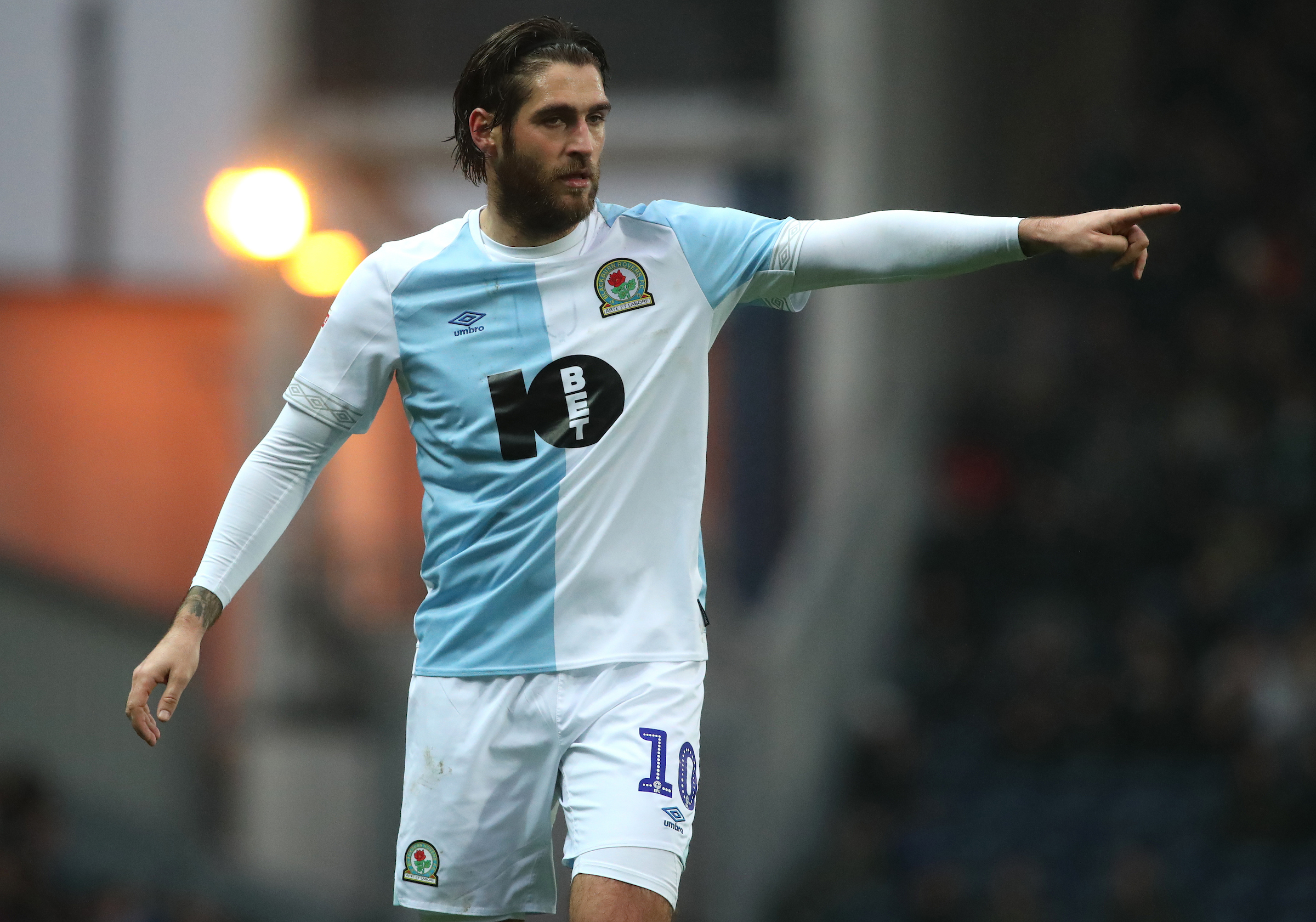 Danny Graham will return to former club Middlesbrough with Rovers this weekend