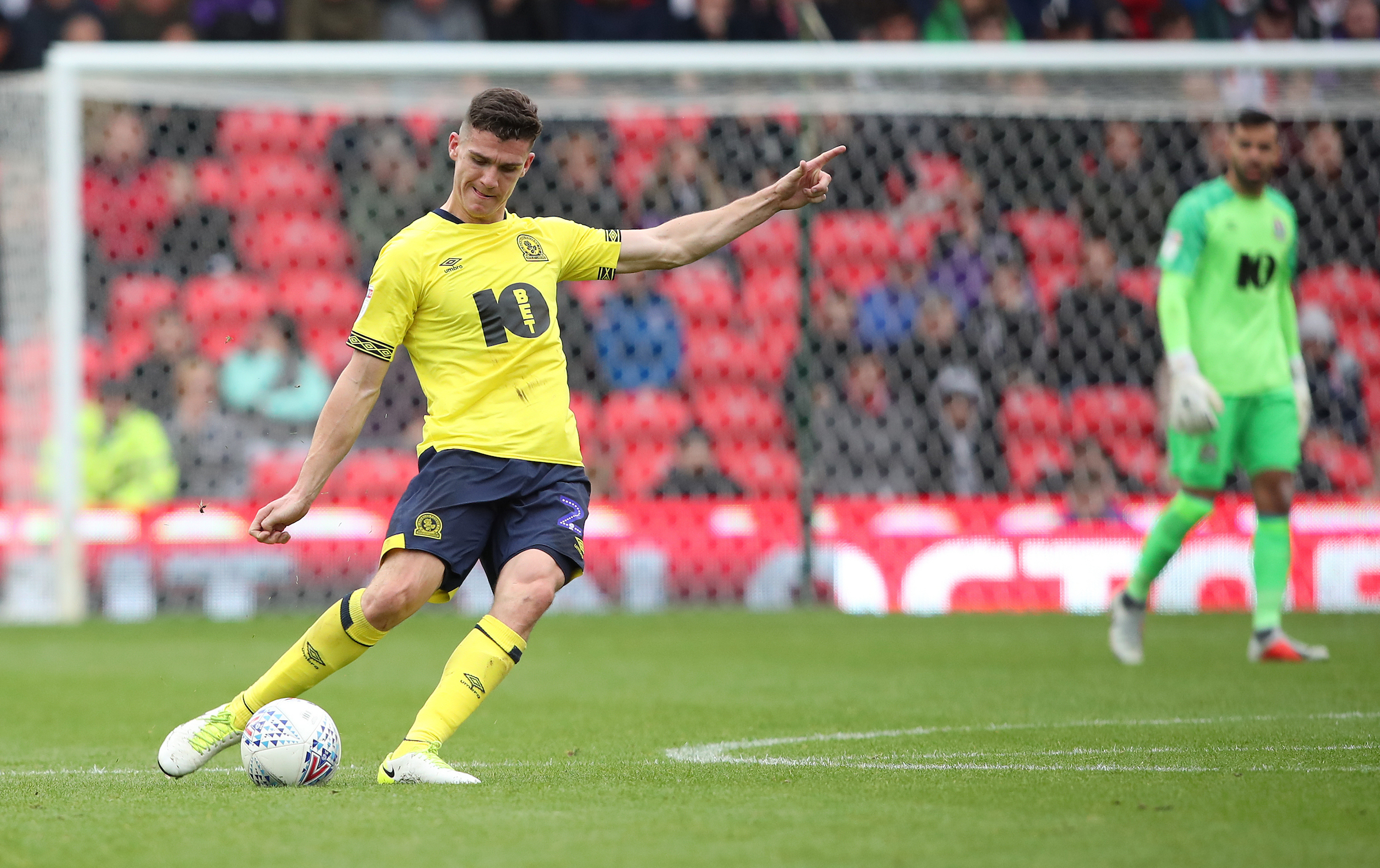 Darragh Lenihan could return for Rovers against Middlesbrough this weekend