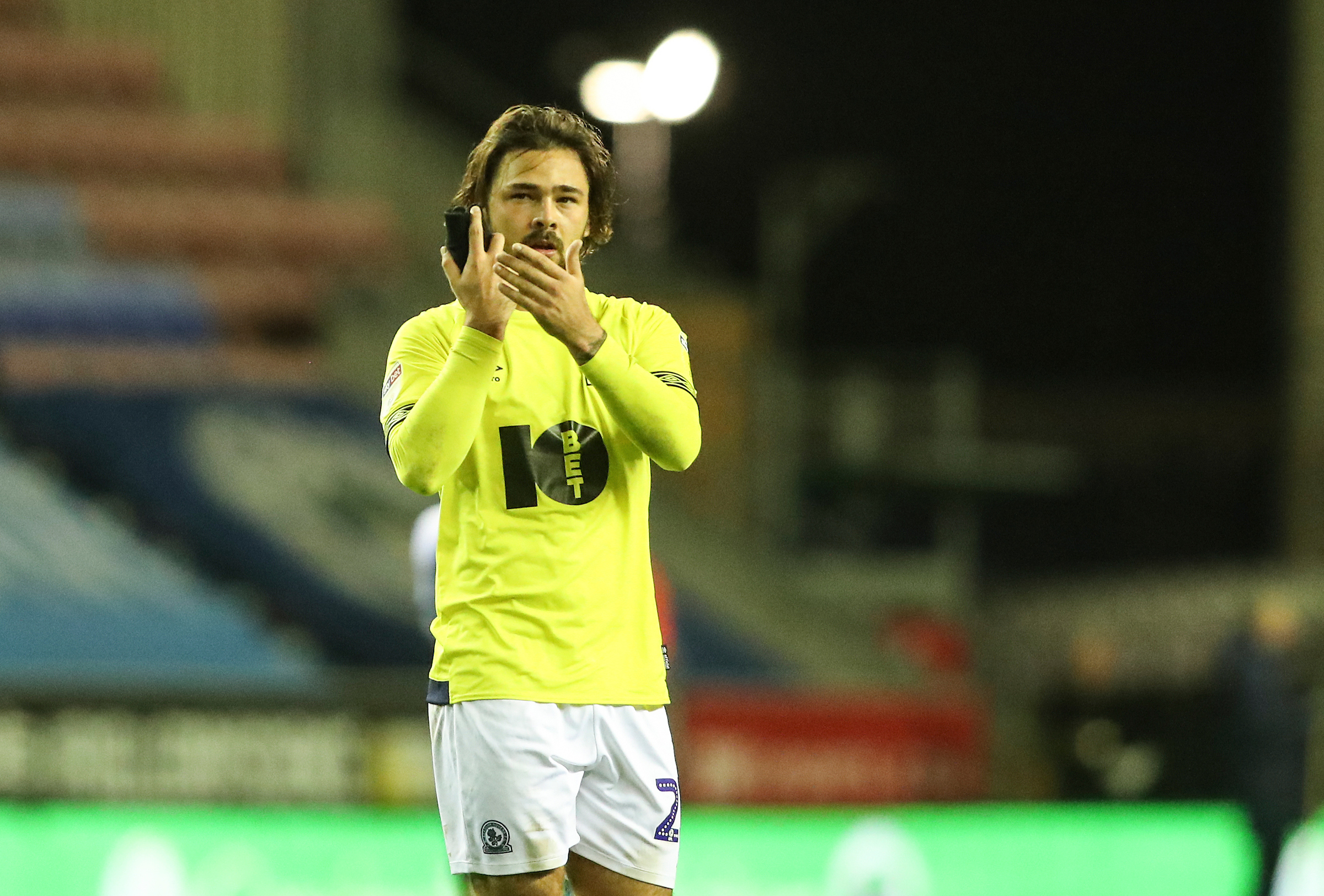 Bradley Dack has welcomed a new Rovers contract for boss Tony Mowbray