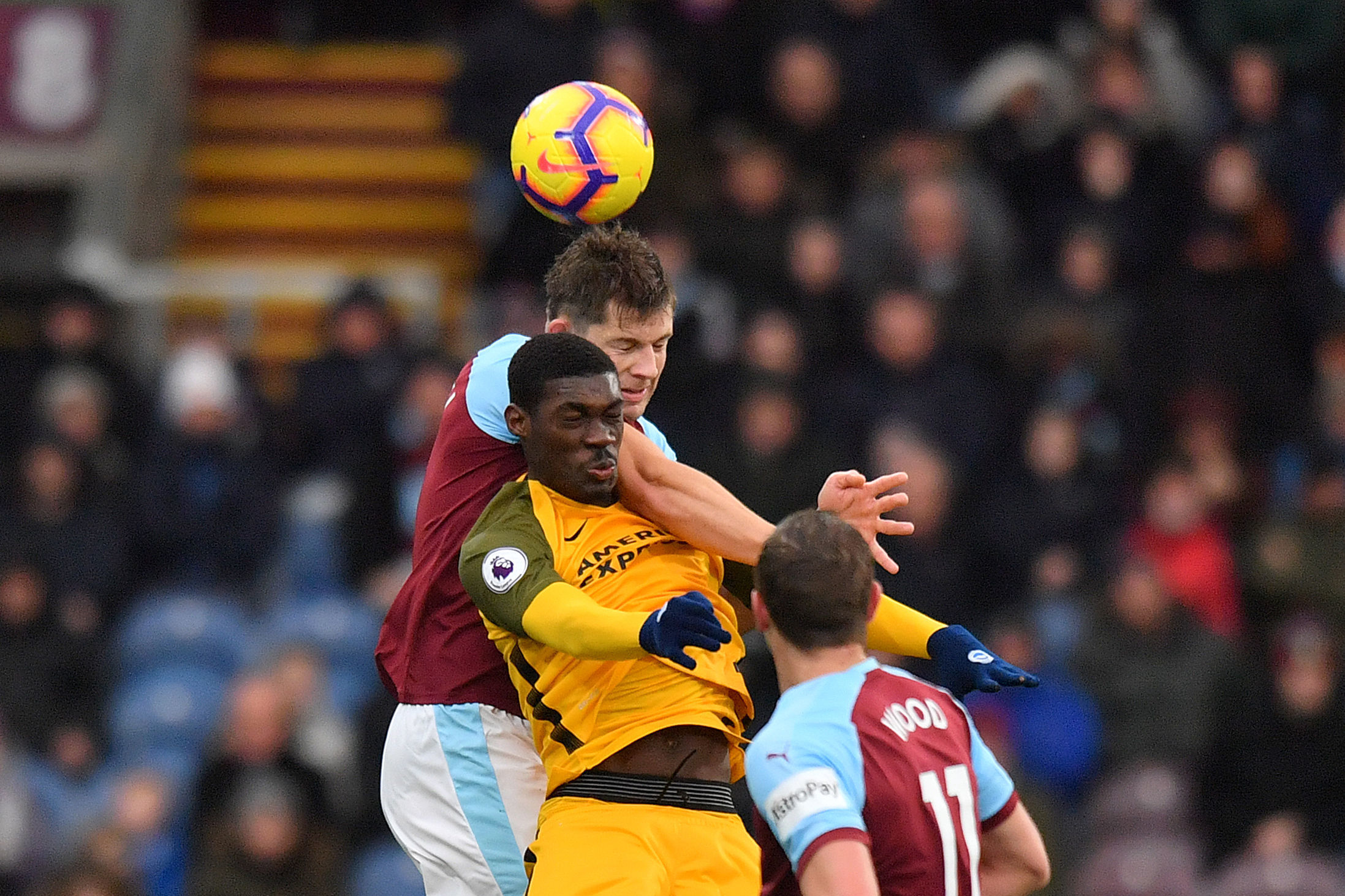 Mee paying no attention to accusations against Clarets