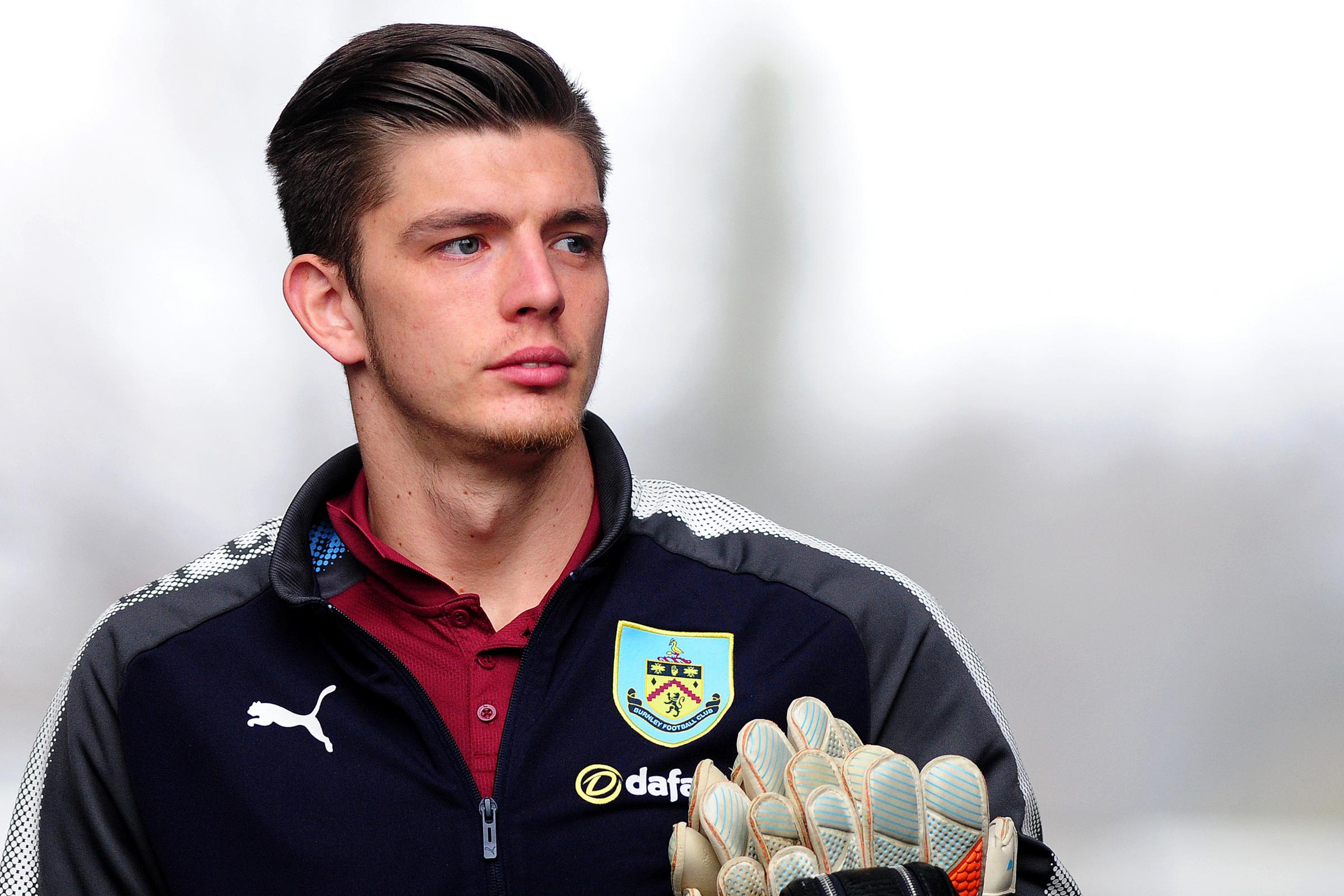 Burnley goalkeeper Nick Pope on his return to action