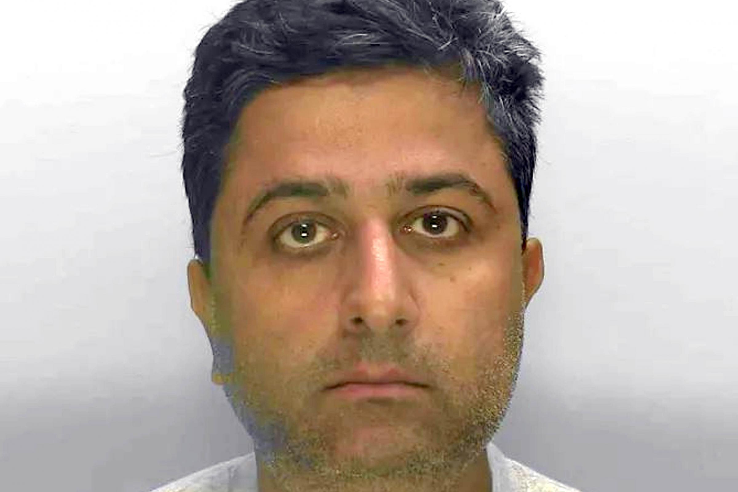 Banker jailed for life over escort murder