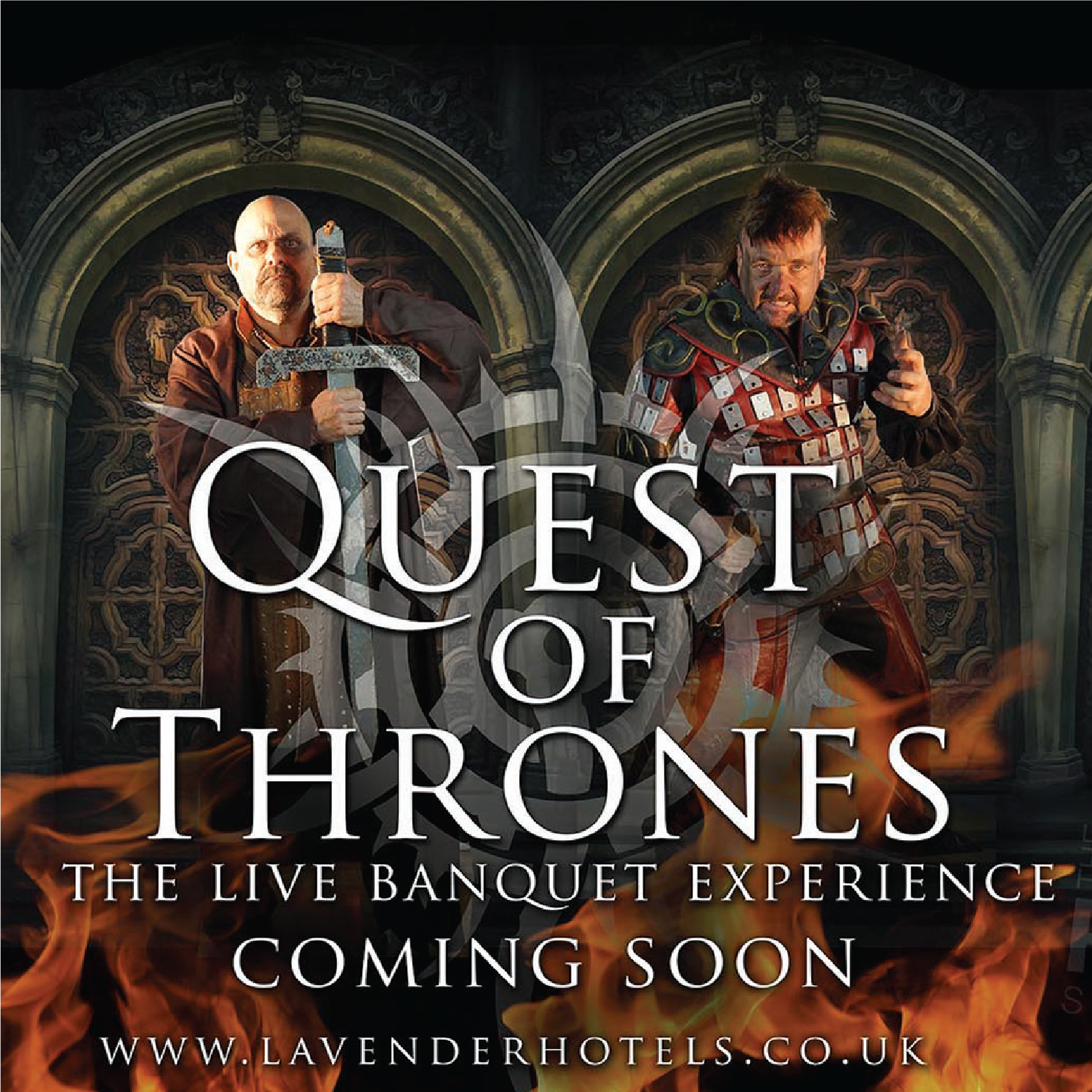 Quest Of Thrones Party