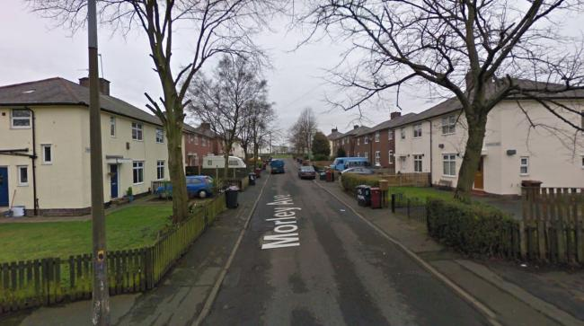 Morley Avenue, Blackburn