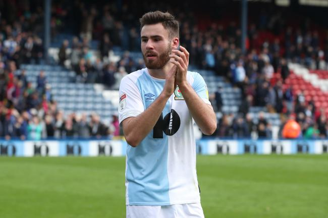 Ben Brereton has played 17 times for Rovers since joining on loan in August