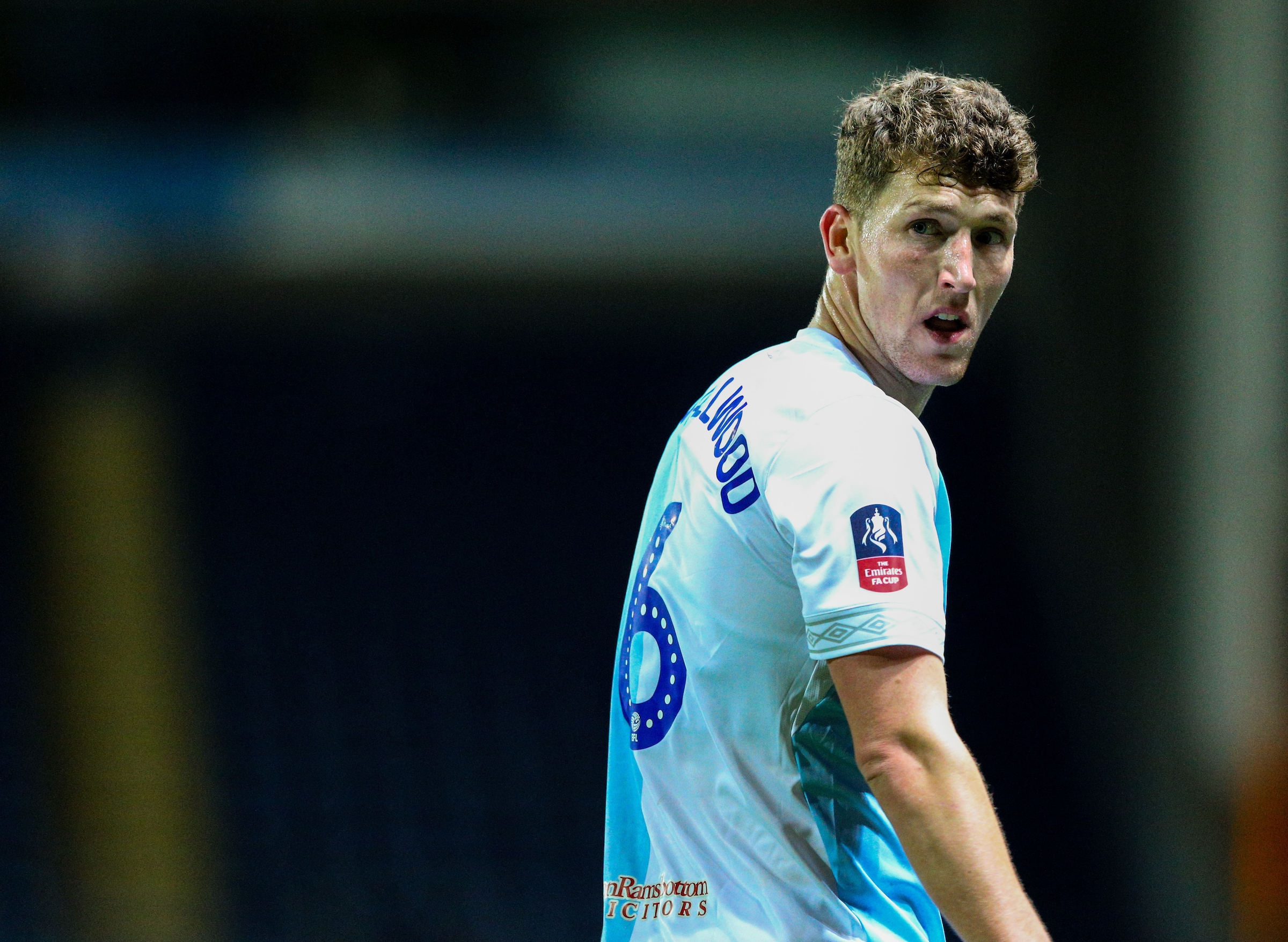 Rovers midfielder Richie Smallwood has returned from a three game suspension