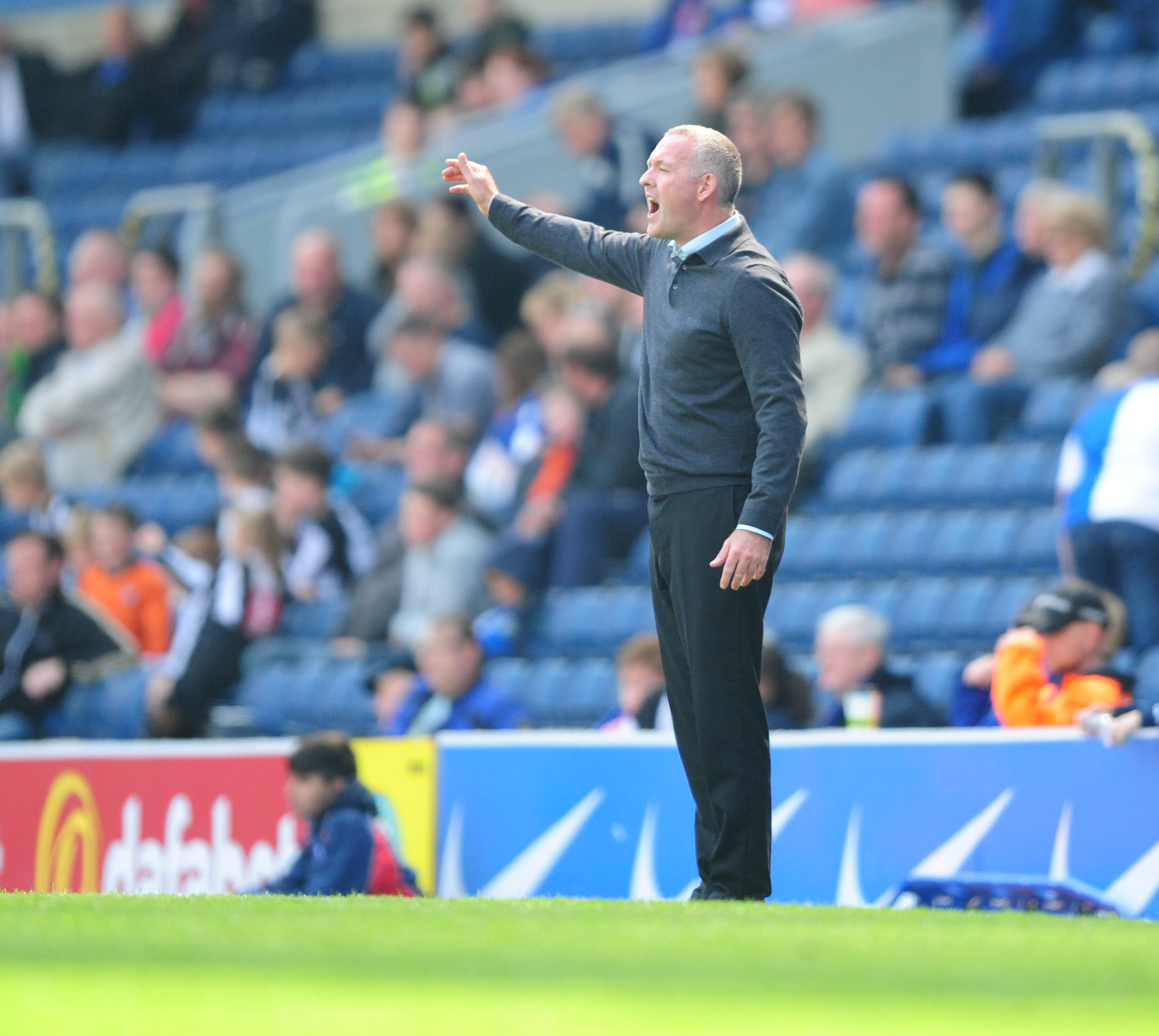 Paul Lambert returns to Ewood Park tomorrow with Ipswich Town