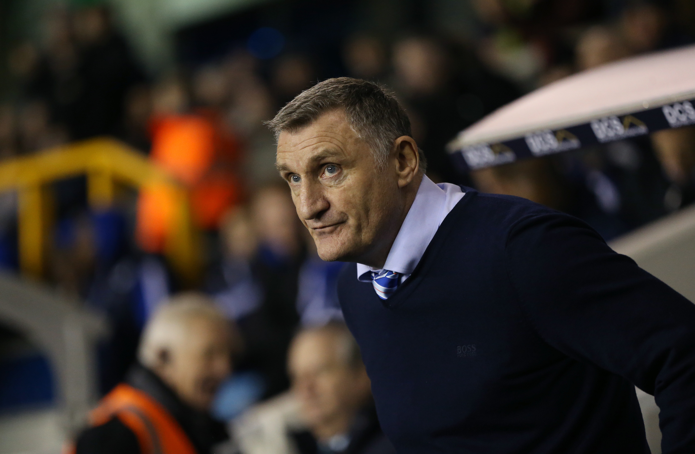 Tony Mowbray's side face Bristol City this afternoon