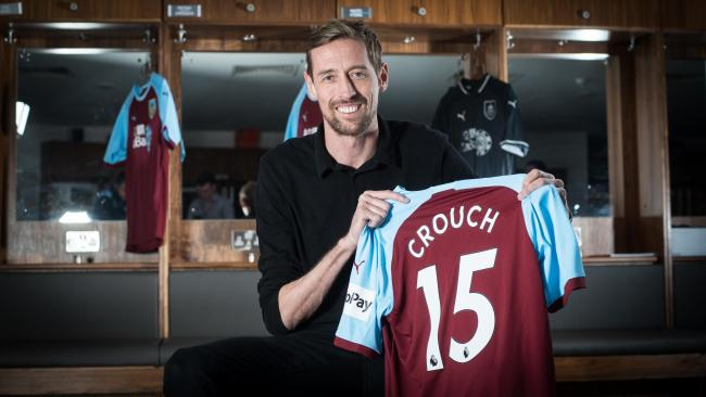 Image result for peter crouch burnley