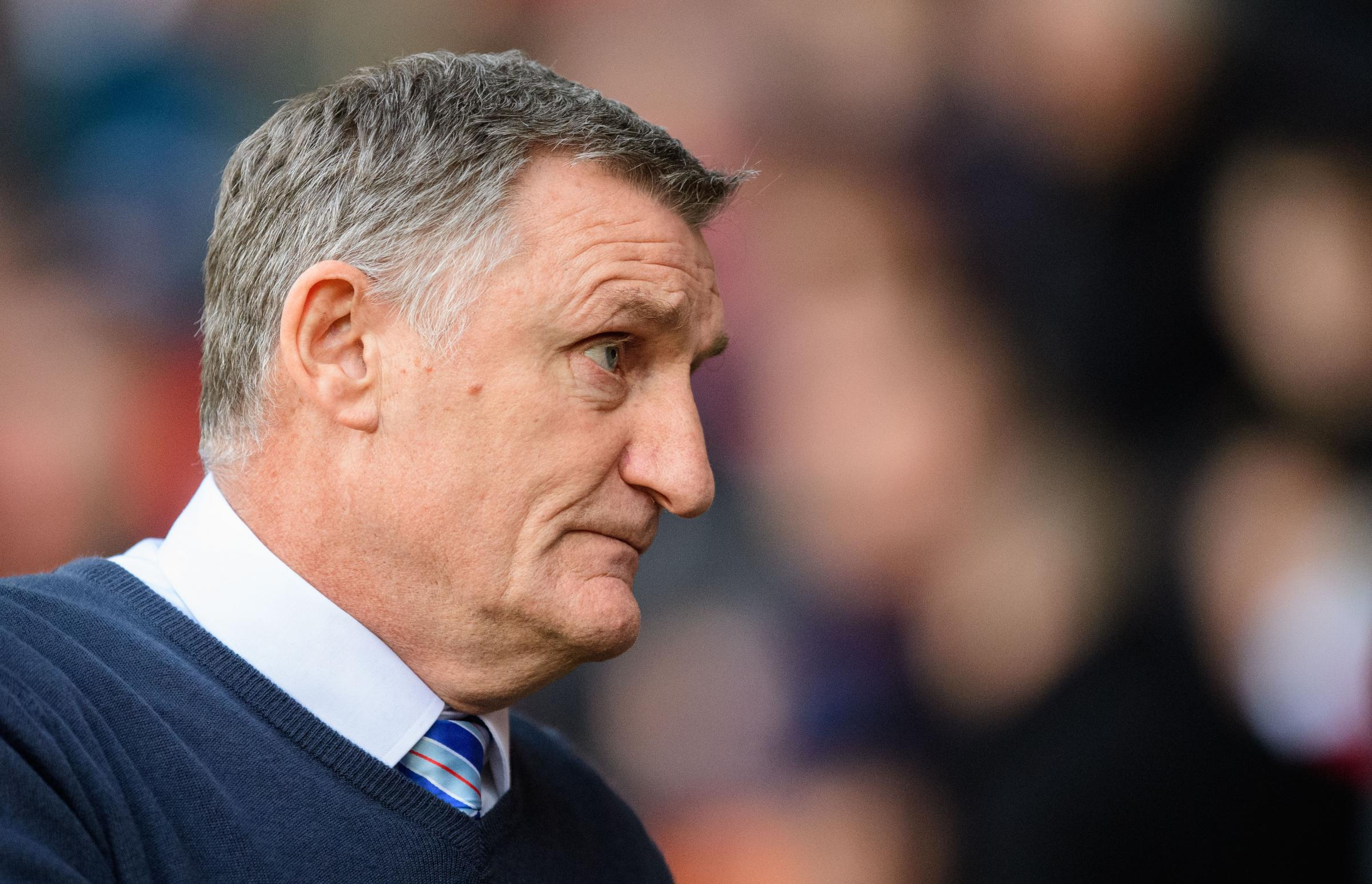 Tony Mowbray didn't add to the Rovers squad on transfer deadline day