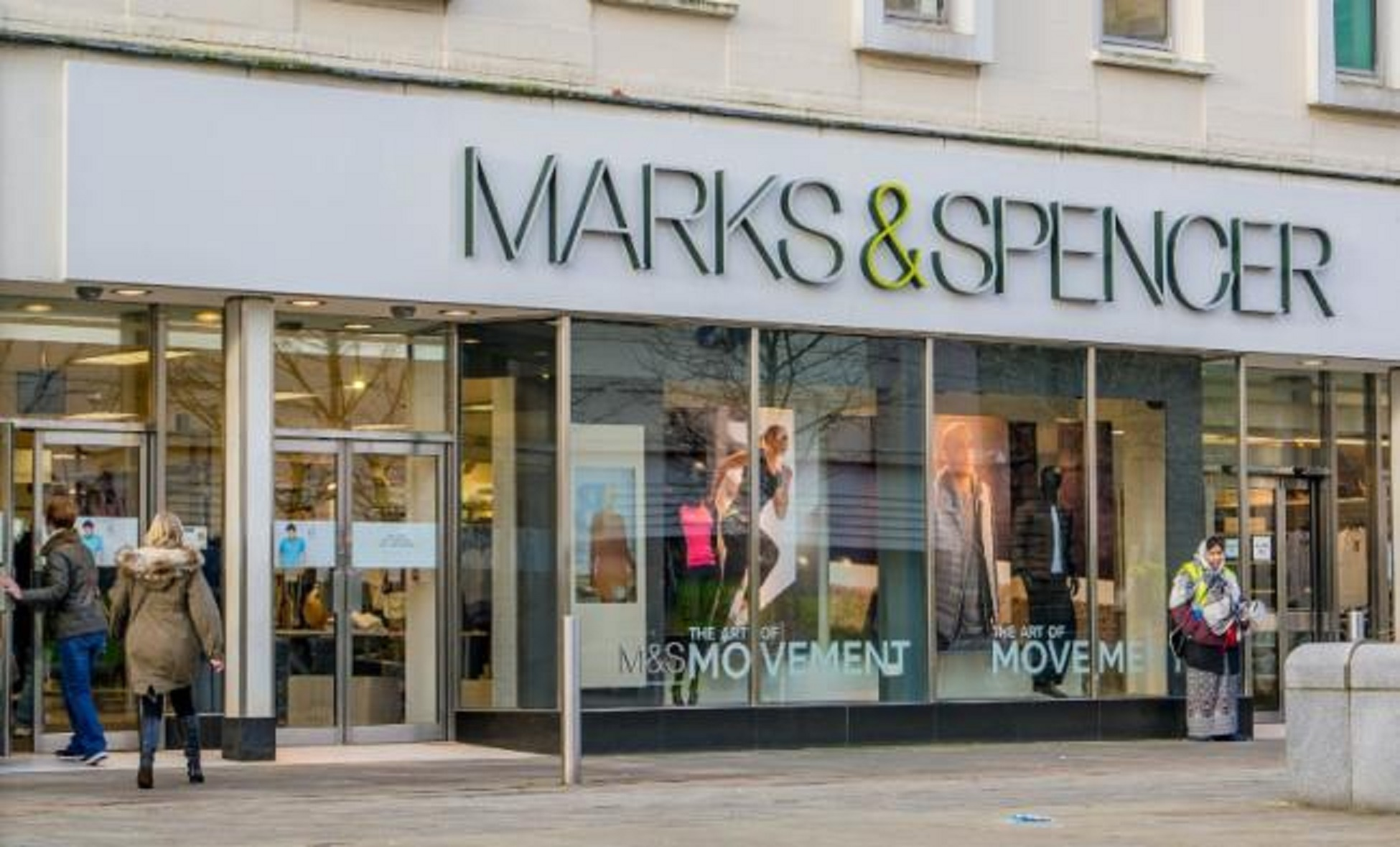 Blackburn Marks and Spencer thief 'was stealing for a male friend'