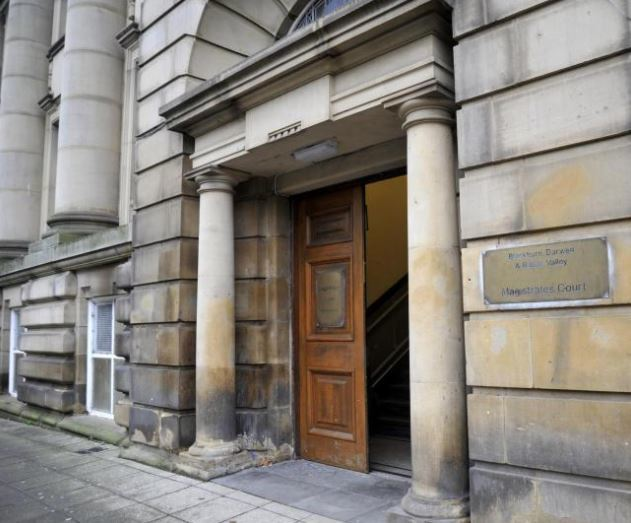 Blackburn thug assaulted his partner twice in a week