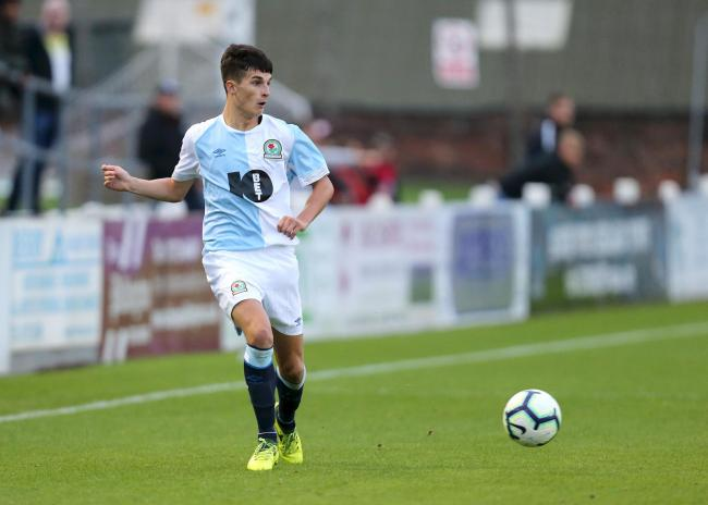 964db3cfceb John Buckley scored for Rovers Under-23s against Leicester City
