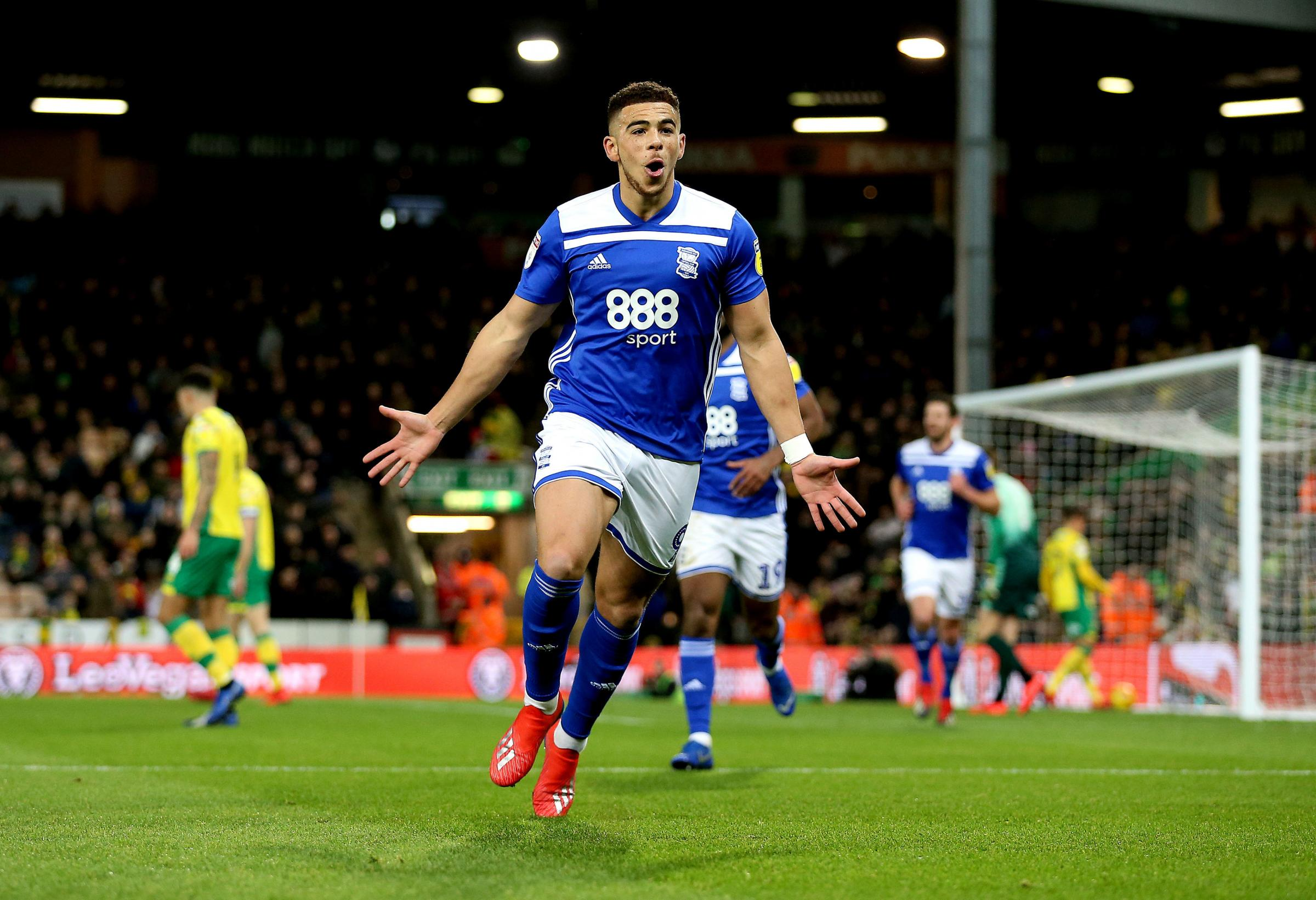 Burnley target Che Adams on how close he was to a deadline day Birmingham exit