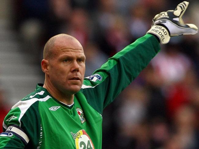 Brad Friedel spent eight 'tremendous' years at Ewood Park