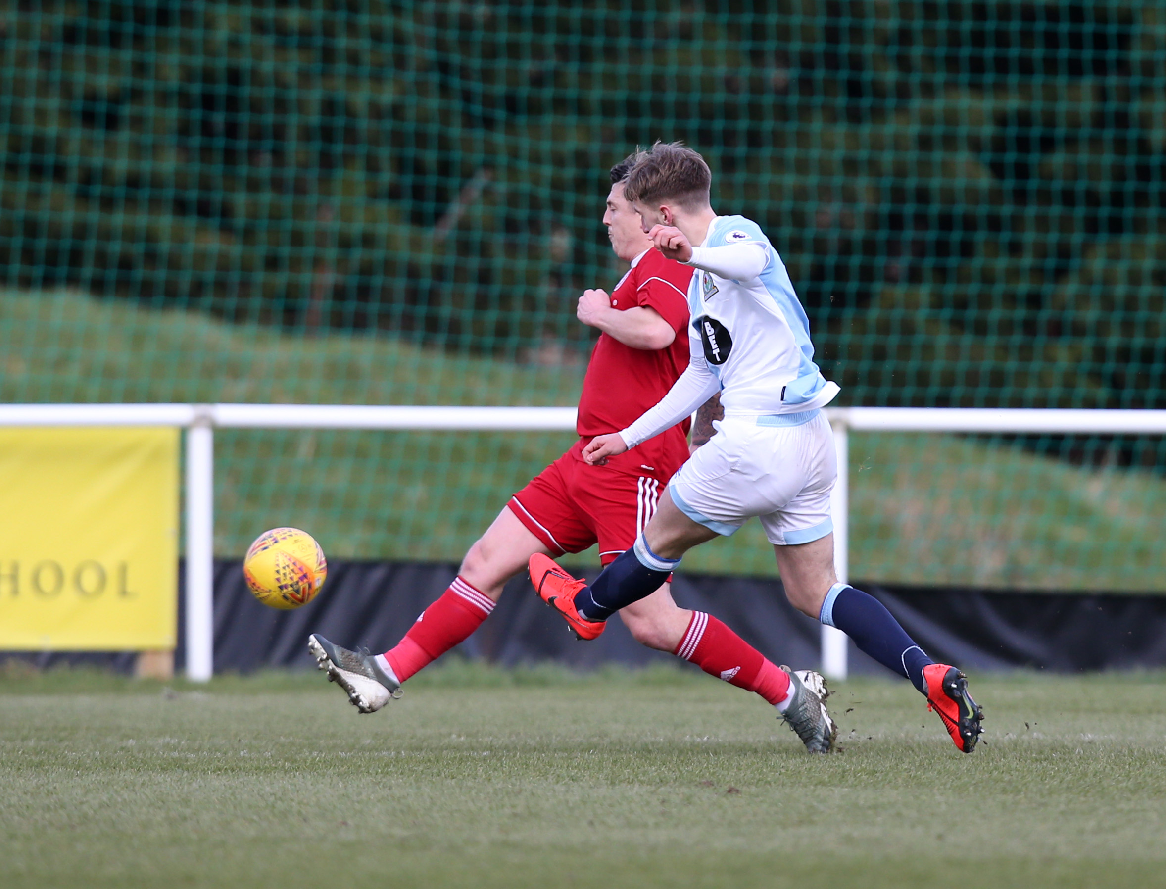 Dan Butterworth has been in impressive form for Rovers Under-23s