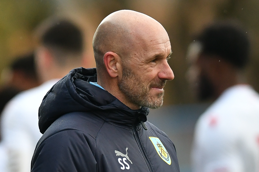 Steve Stone hails second half Burnley U23 display