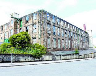 Plans to demolish two Burnley mills hit by vandals and thieves
