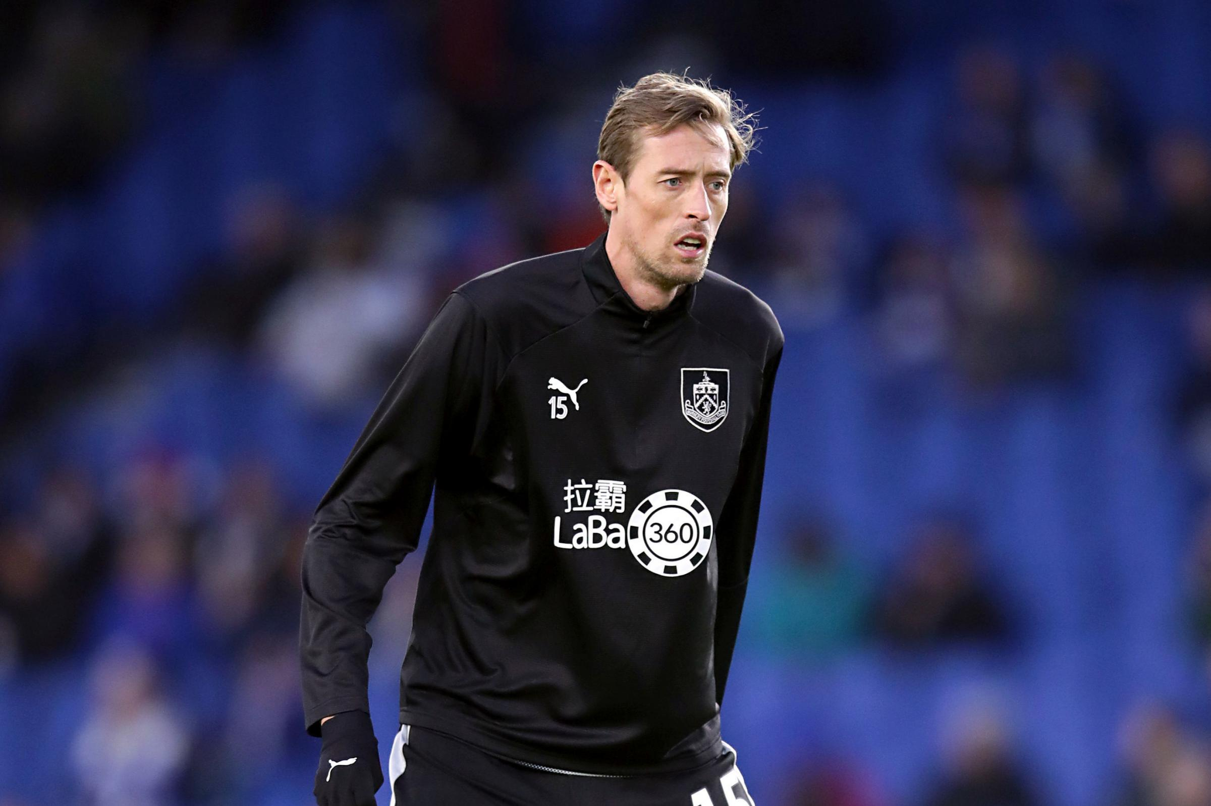 Peter Crouch reveals why Burnley is the perfect fit for him