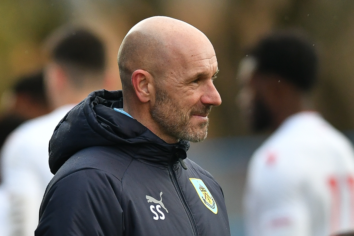 Steve Stone pleased with Burnley U23s progress