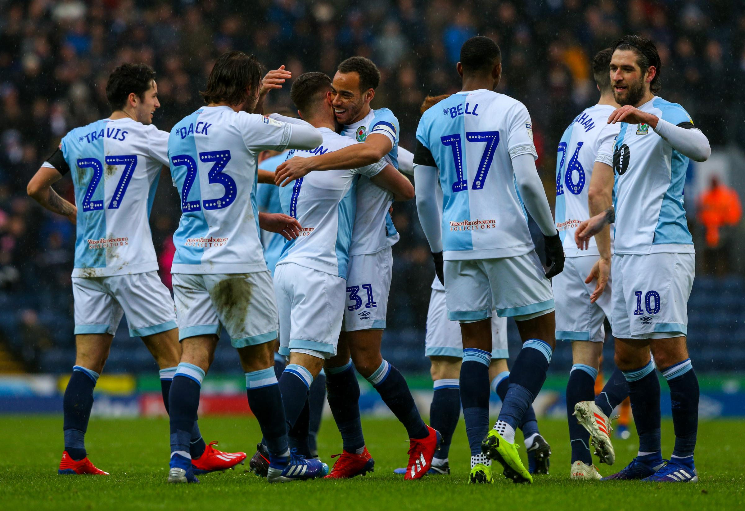 Rovers won four consecutive games last month