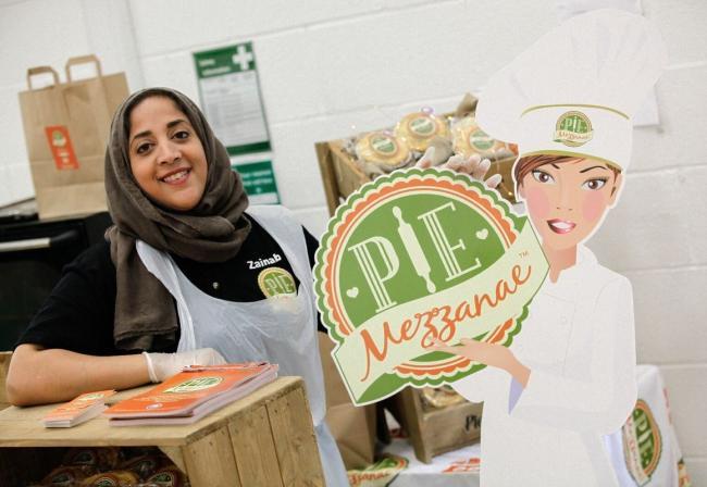 Pie-oneering' Blackburn baker looks to turn up heat on rivals