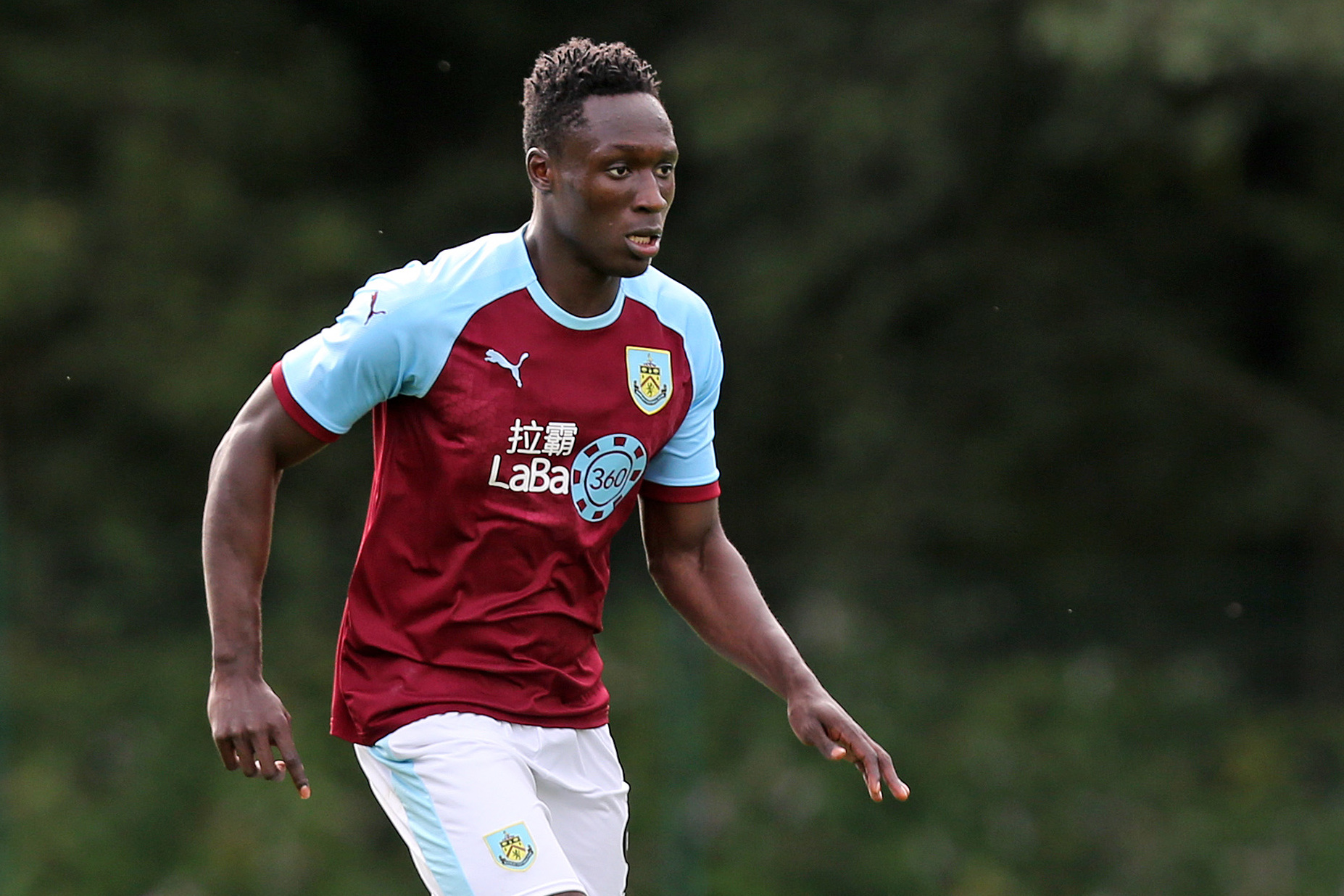 Dan Agyei a real positive for Burnley believes boss