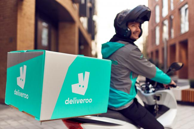 Deliveroo Set To Join Uber Eats And Just Eat On The Streets