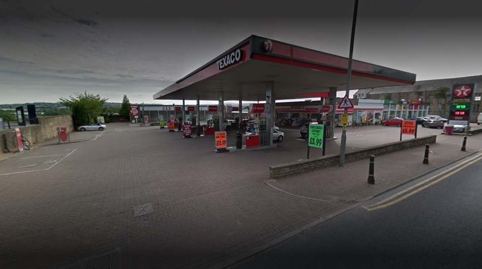 Kane Oxford Stole From Kitchens Service Station Burnley