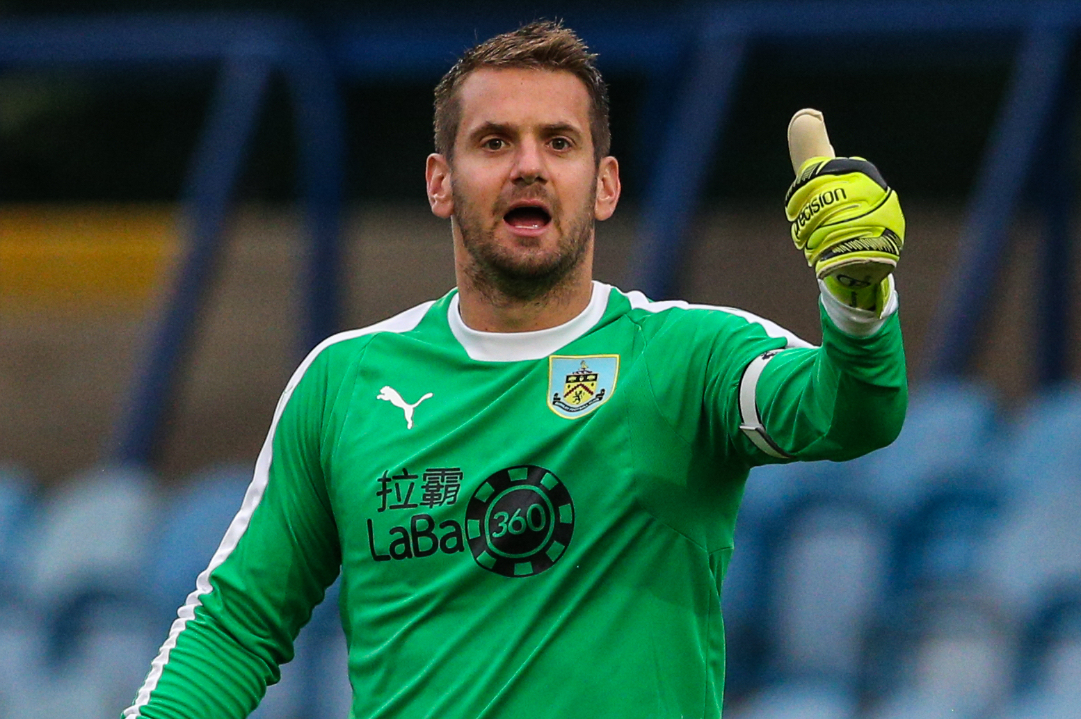 Tom Heaton on potential England recall