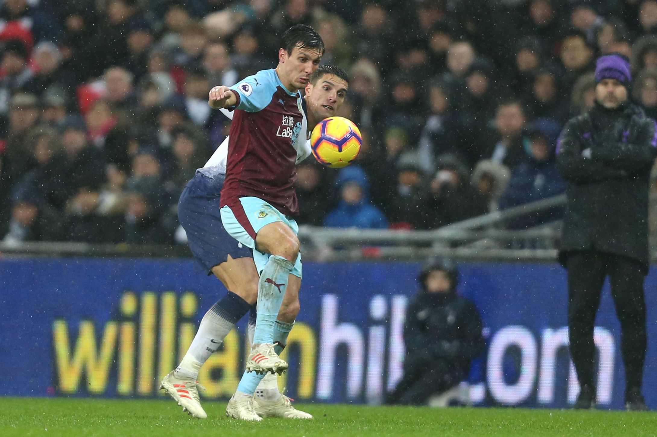 Burnley star on why Clarets can shock Spurs
