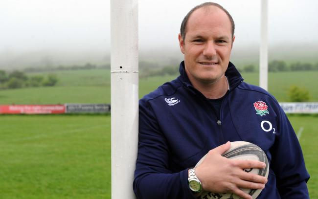Dino Radice, director of rugby and first team coach at Blackburn RUFC
