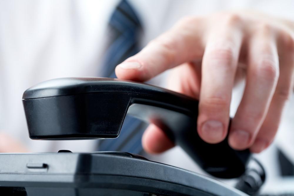 A Blackburn pensioner believes he was conned out of money by a cold calling company called Secure Info