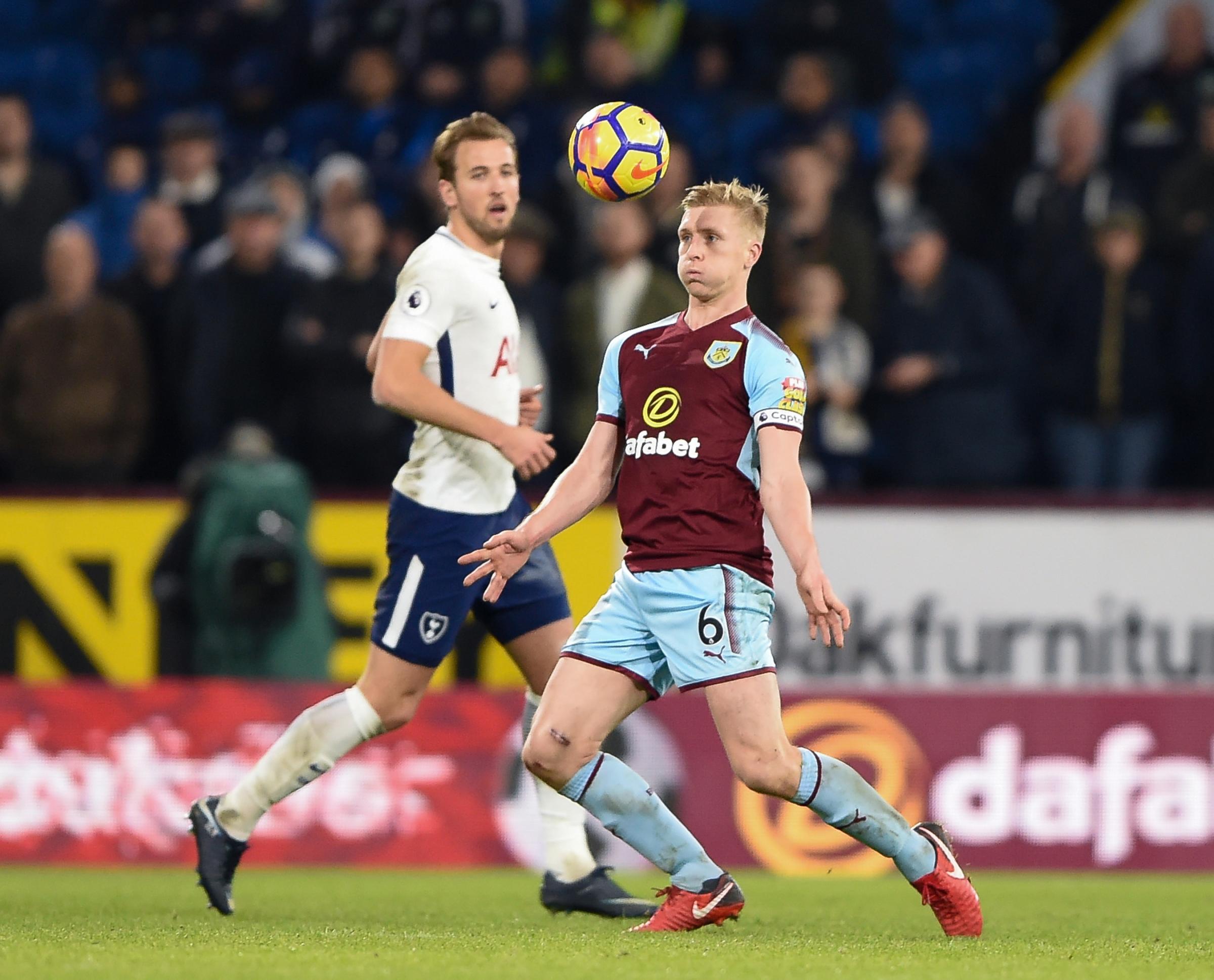 Burnley's Ben Mee on how to stop Tottenham striker Harry Kane ...