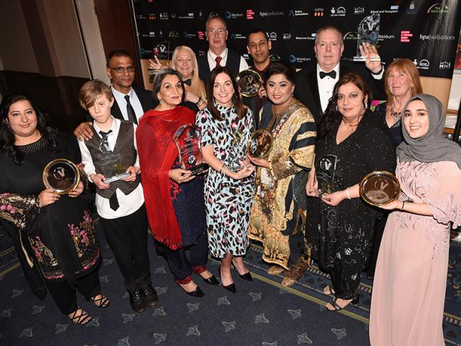 Community workers honoured at  One Voice annual dinner