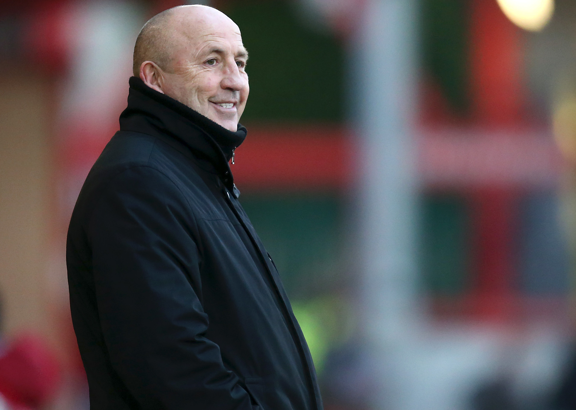 Stanley boss John Coleman wants his side to keep improving