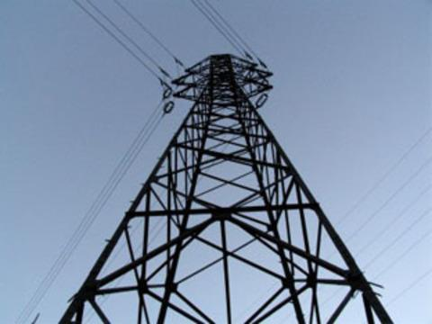A power cut affected around 430 customers