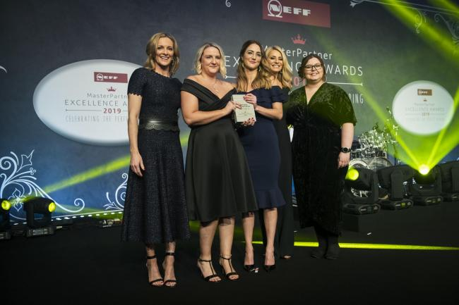 Rossendale Kitchen Designers Hit The Awards Trail In London