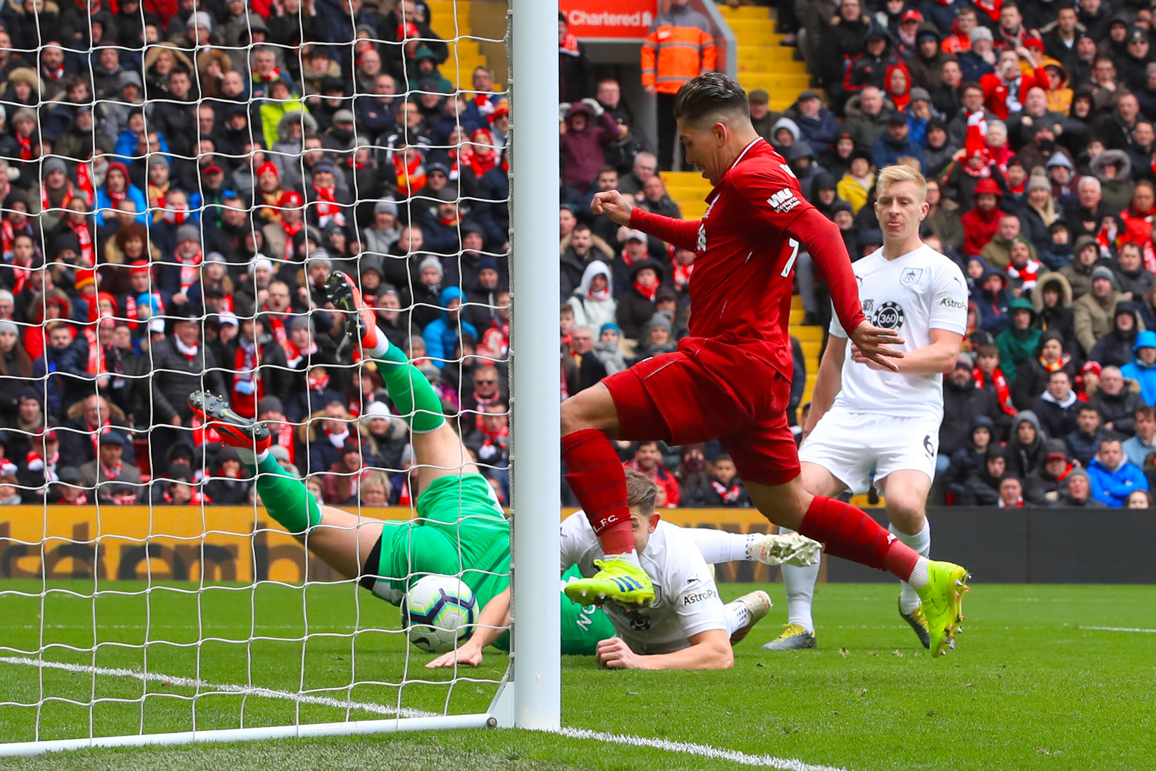 Liverpool 4 Burnley 2: All the talking points